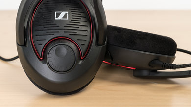 Sennheiser Game One Gaming Headset Controls Picture