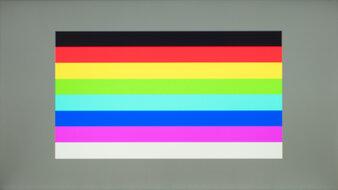 Lepow Z1 Gamut Color Bleed Horizontal