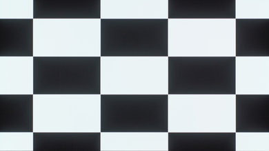 LG B6 OLED Checkerboard Picture