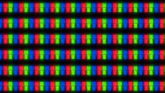 Samsung CHG70 Pixels