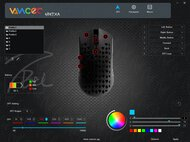 Vancer BT.L Gretxa Software settings screenshot