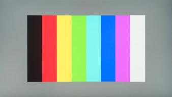 MSI Optix G27C4 Color Bleed Vertical