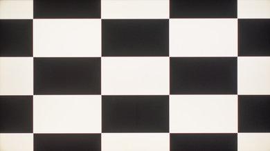 Vizio P Series Quantum X 2019 Checkerboard Picture
