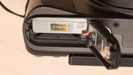Canon PowerShot SX740 Card Slot Picture