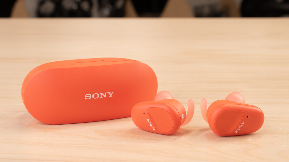 Sony Wf Sp800n Truly Wireless Review Rtings Com