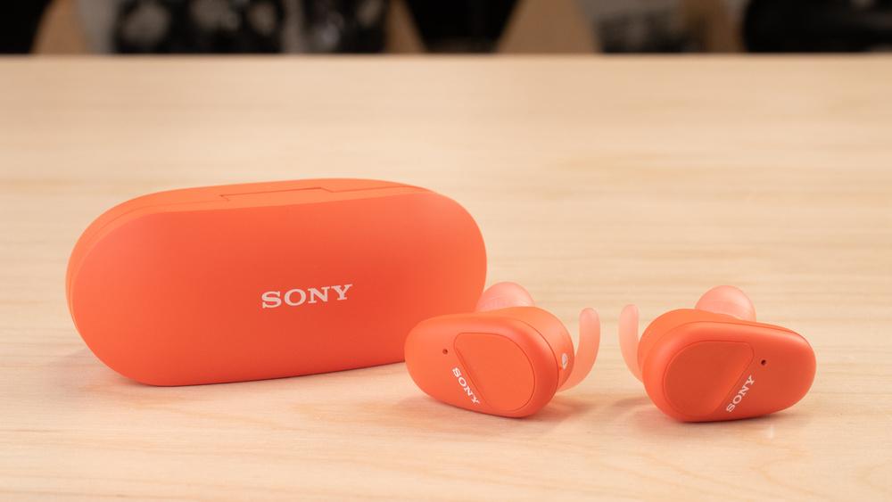 Sony WF-SP800N Truly Wireless Picture