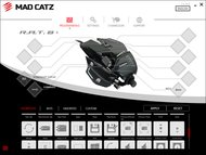 Mad Catz R.A.T. 8+ Software settings screenshot