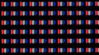 LG C8 OLED Pixels Picture