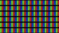 Samsung NU7100 Pixels Picture