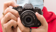 Olympus OM-D E-M10 Mark IV Hand Grip Picture