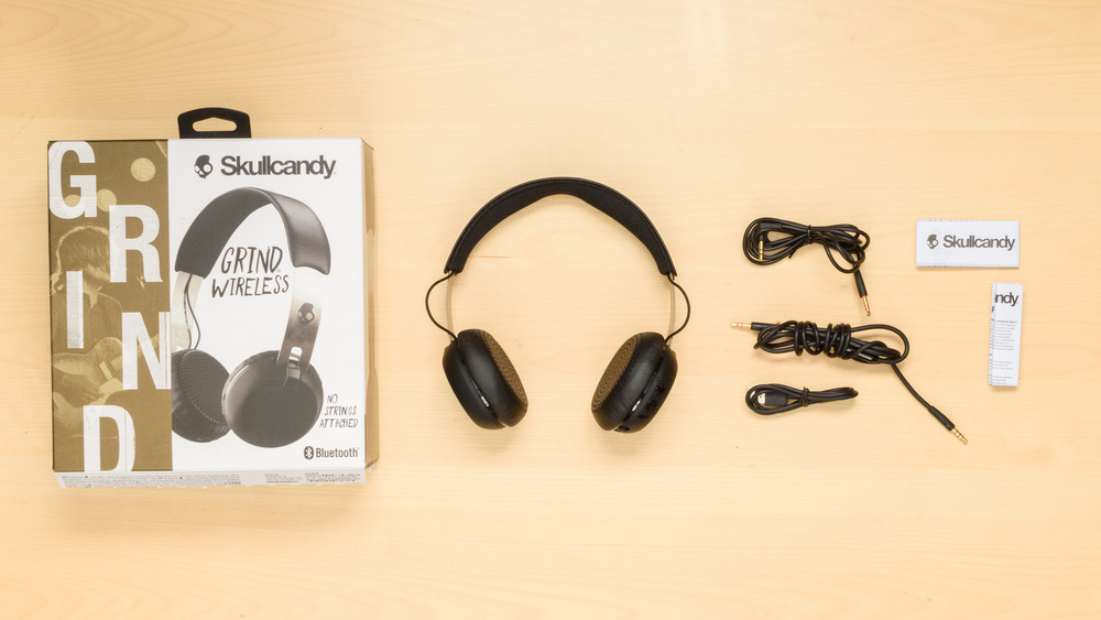 Skullcandy Grind In the box Picture
