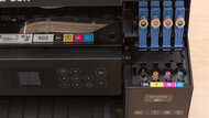 Epson Expression ET-2750 Cartridge Picture In The Printer