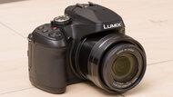 Panasonic LUMIX FZ80 Design