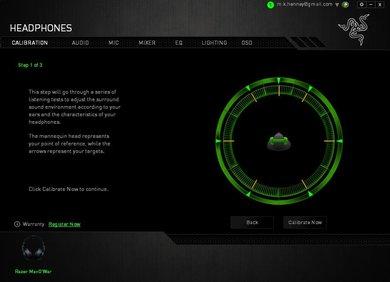 Razer Man O' War Wireless App Picture