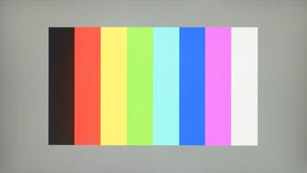 ASUS ROG Strix XG17AHPE Color Bleed Vertical