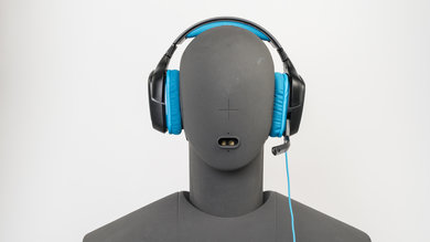 Logitech G430 Gaming Headset Front Picture