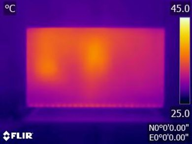 Vizio M Series 2016 Temperature picture