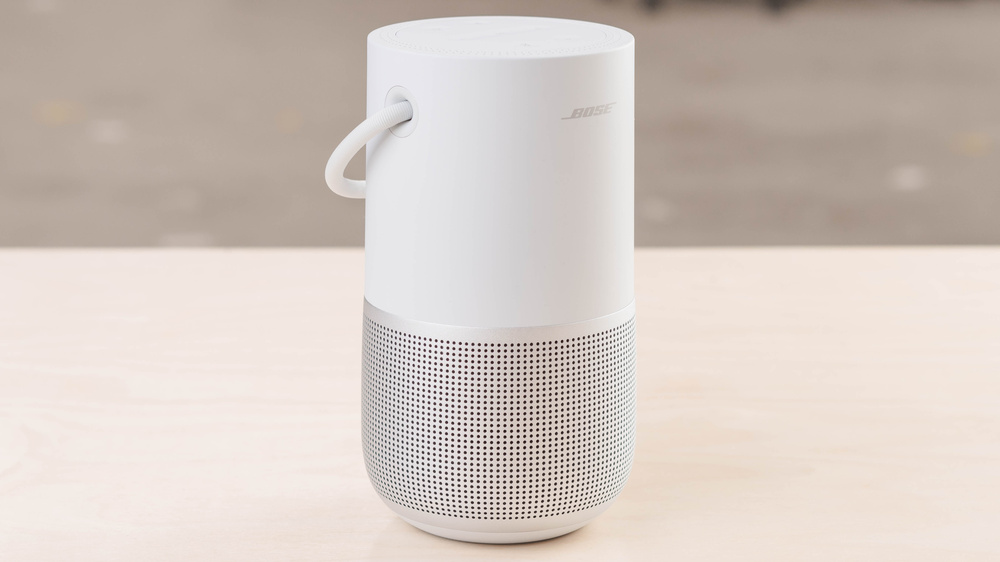 Bose Portable Smart Speaker Picture