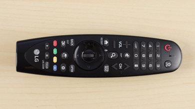 LG UH8500 Remote Picture