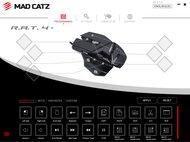 Mad Catz R.A.T. 4+ Software settings screenshot