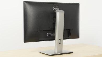 Dell U2515H Back picture