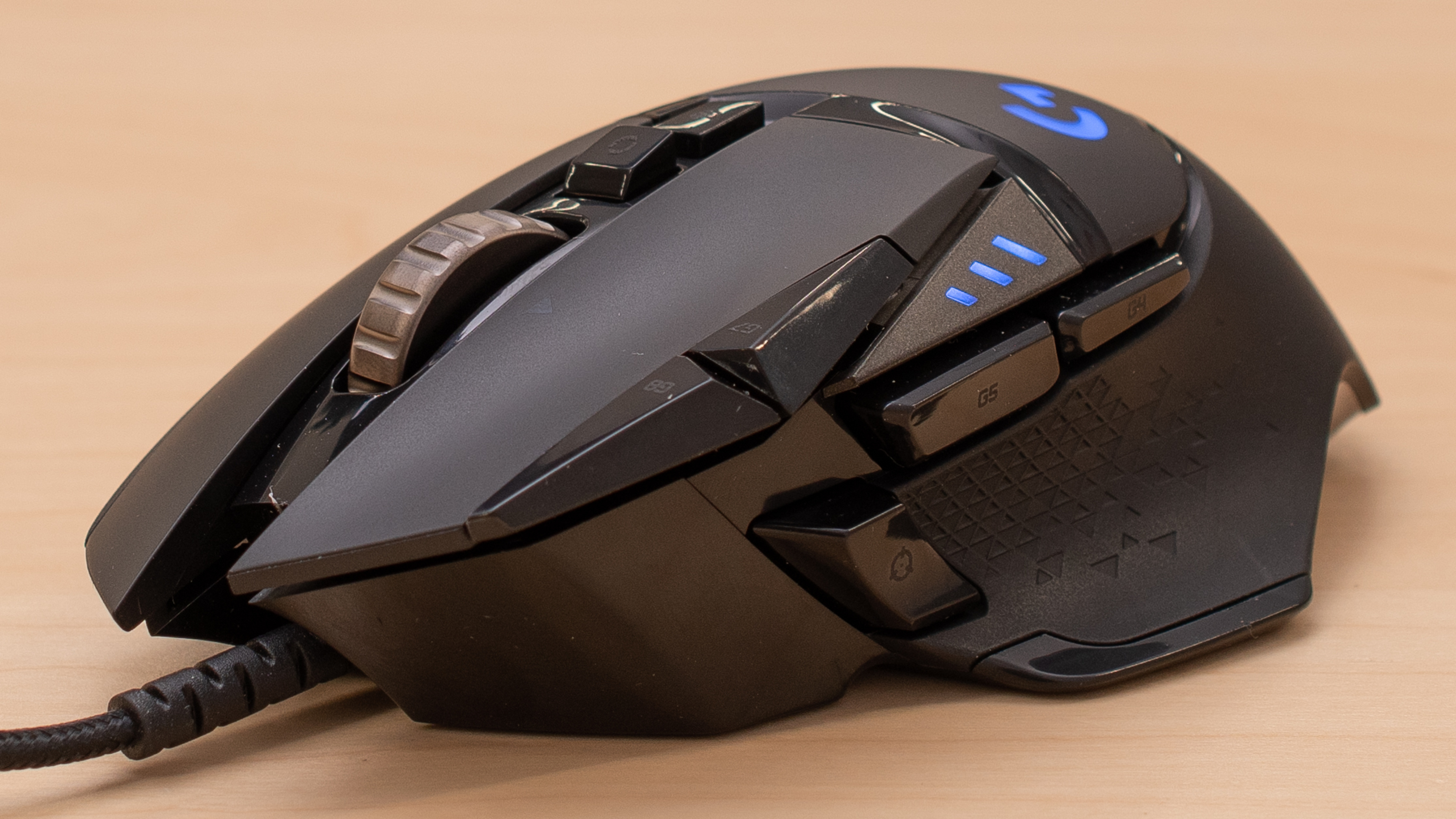 Logitech G502 Hero Review Rtings Com
