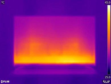 TCL C807 Temperature picture
