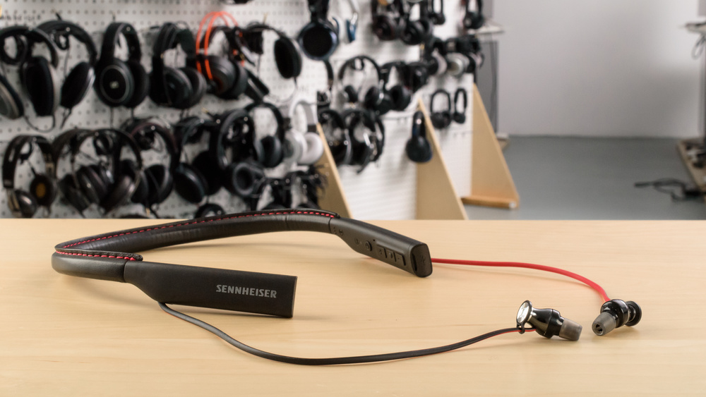 Sennheiser HD1 In-Ear Wireless Design Picture