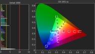 Vizio OLED 2020 Pre Color Picture