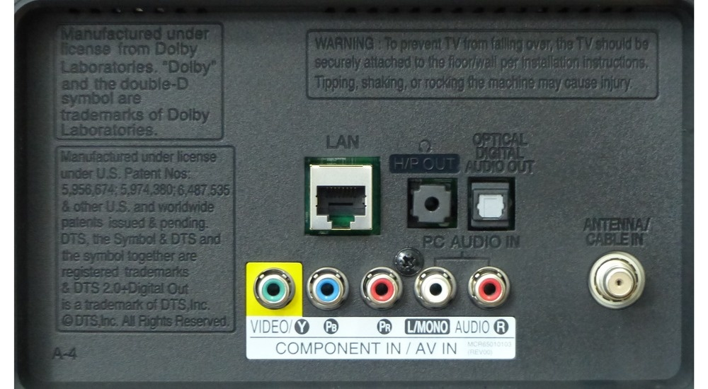Problem Connecting LG TV AND Home Theater Audio