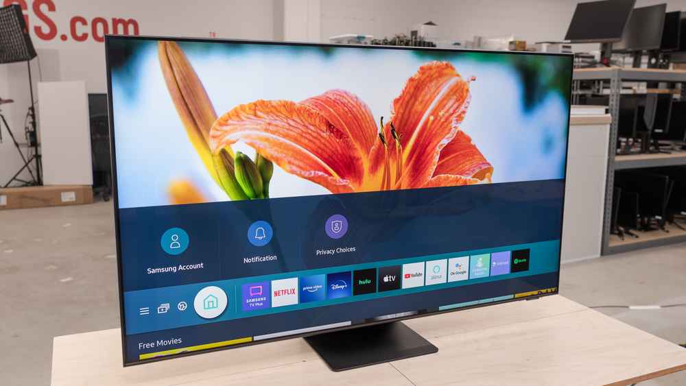 Samsung QN90A QLED Picture