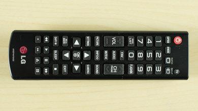 LG LF5500 Remote Picture