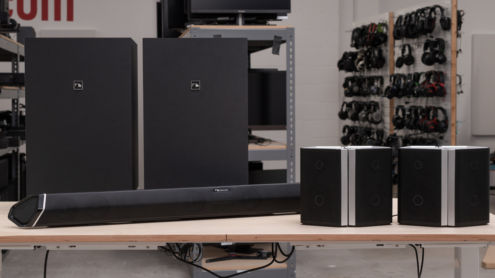 Nakamichi Shockwafe Ultra 9.2Ch Picture