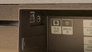 Sony HT-A7000 Physical inputs bar photo 2