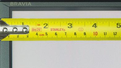 Sony X850C Borders Picture
