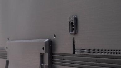 Изображение задних входов Samsung Q900TS 8k QLED