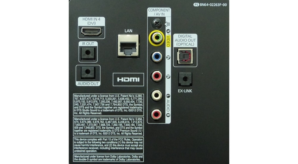 Samsung Un55f6300 as well What Ports Can I Find On The Ps4 also Watch moreover Xbox One Setup Guide additionally Product info. on optical audio out cable