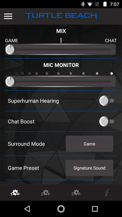 Turtle Beach Elite Pro 2 SuperAmp App Picture