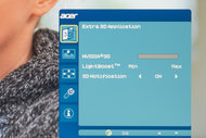 Acer GN246HL Bbid OSD picture