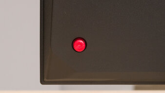 MSI Oculux NXG253R Controls Picture