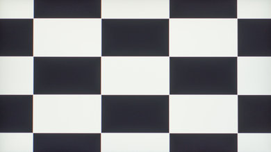 Dell P2417H Checkerboard Picture