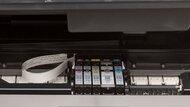 Canon PIXMA TS9520 Cartridge Picture In The Printer