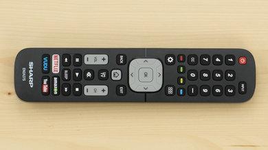 Sharp N7000U Remote Picture