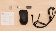 Logitech G403 Wireless Gaming Mouse In the box picture