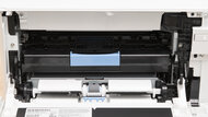 HP Color LaserJet Pro MFP M479fdw Cartridge Picture In The Printer