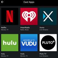 Vizio E Series 2017 Apps Picture