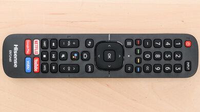 Hisense H8F Remote Picture