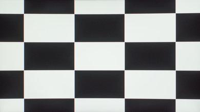 MSI Optix G27C Checkerboard Picture