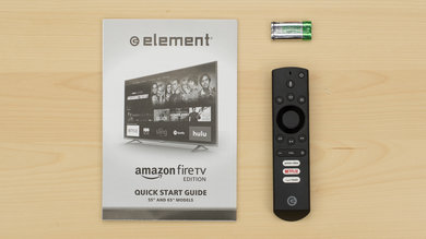 Element Tv Remote Not Working