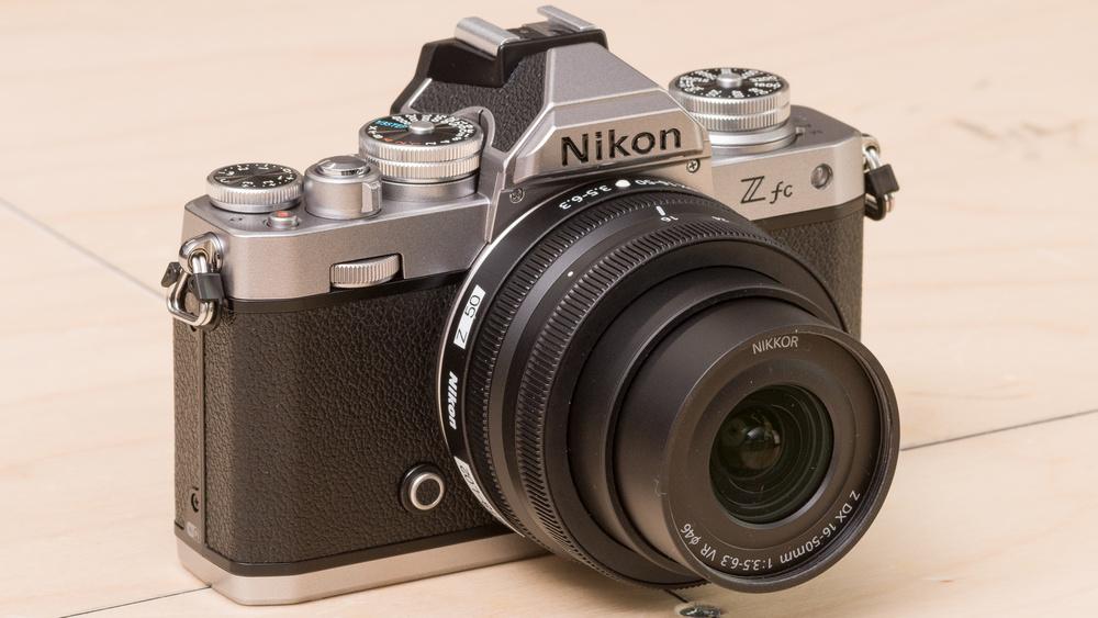 Nikon Z fc Picture